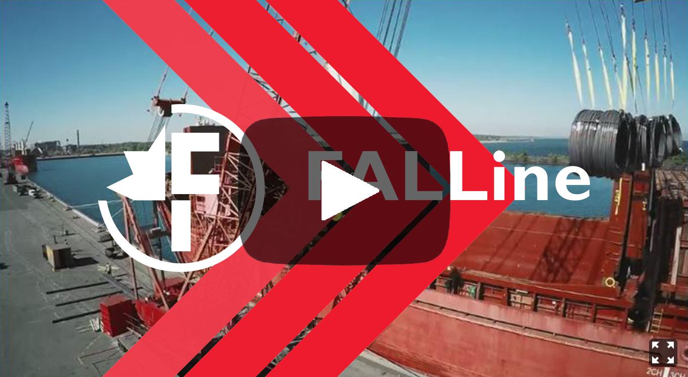 LINER SHIPPING: FALLINE | Fednav